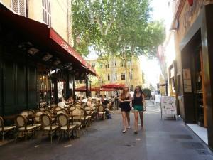 La visite des vignobles concerne une clientèle essentiellement citadine !