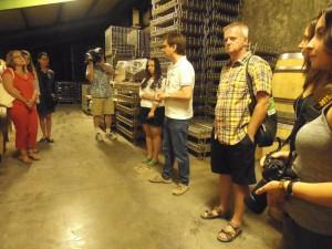 Les amateurs de vins appartiennent au grand club mondial du vin
