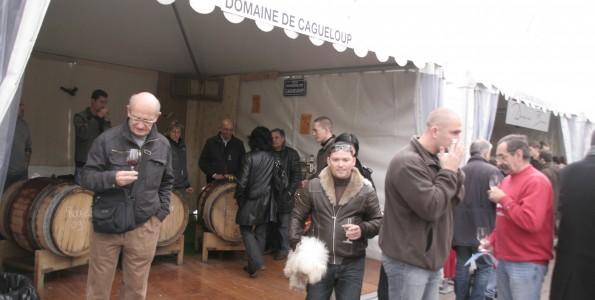 La fête du vin à Bandol