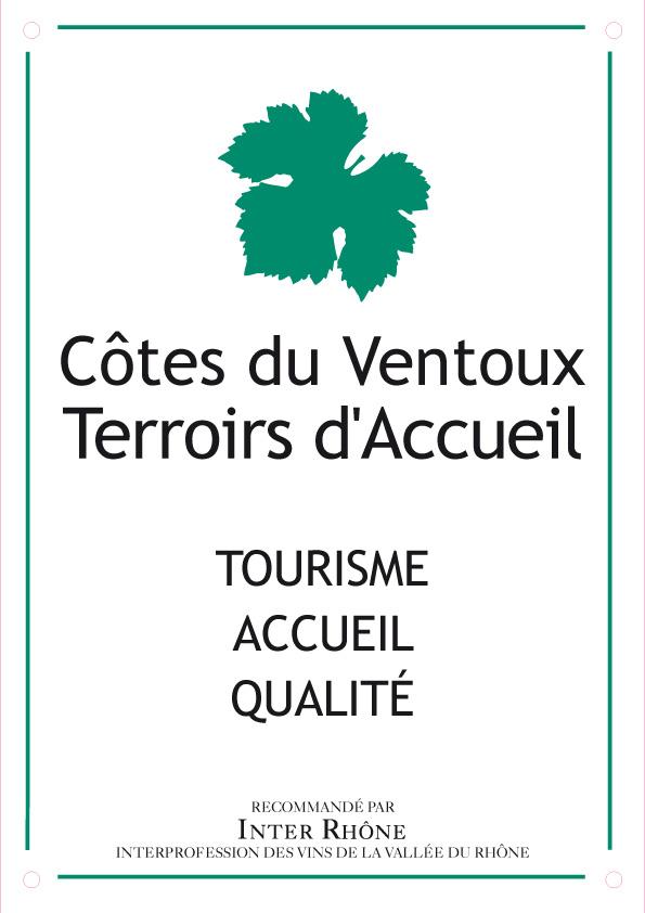 Charte d'Accueil Ventoux