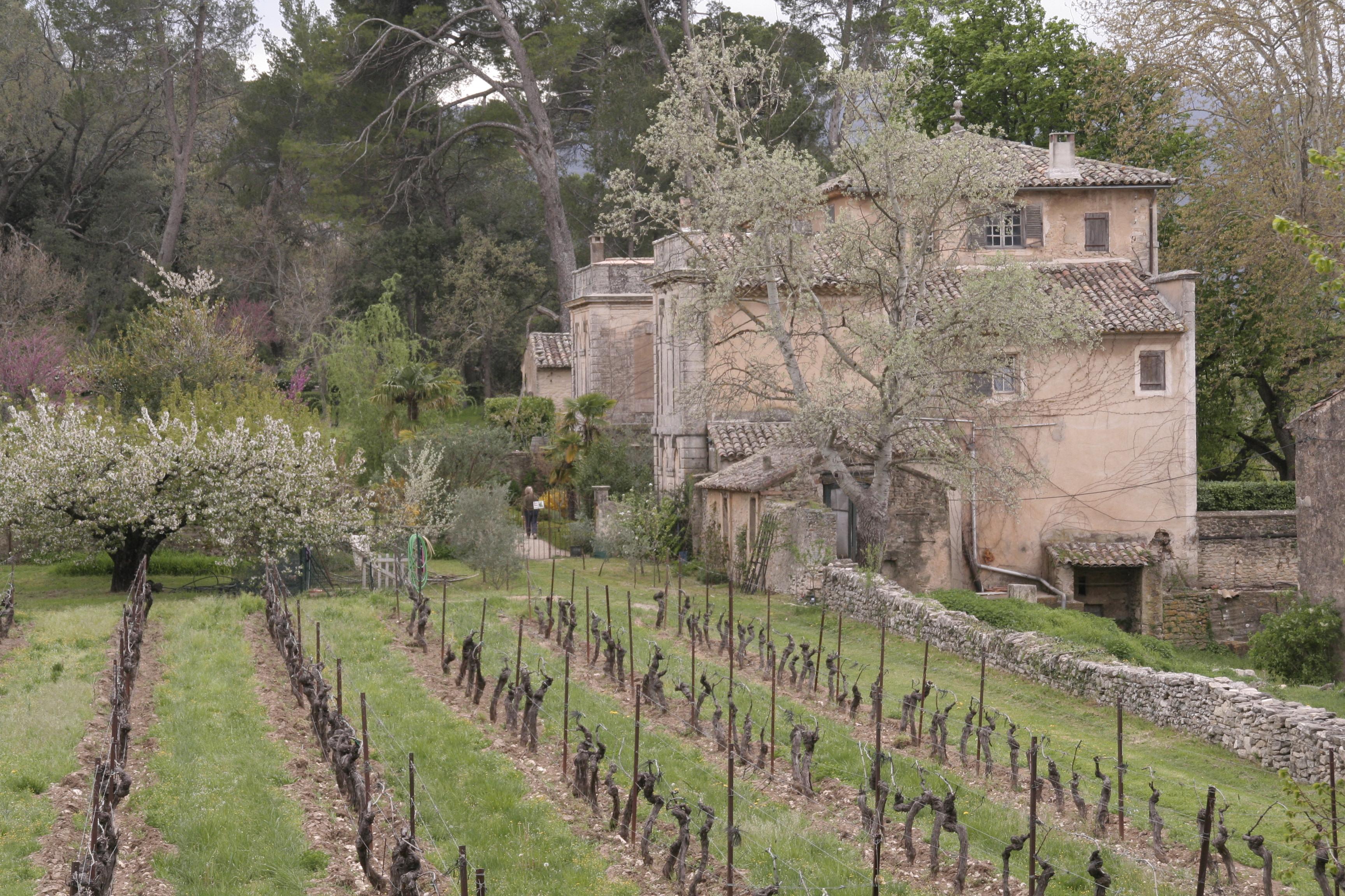 Le Château La Canorgue séduit tant par les charmes de son site naturel, son architecture que la qualité des vins