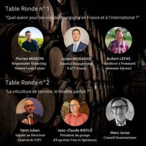affiche Wine Business 2019